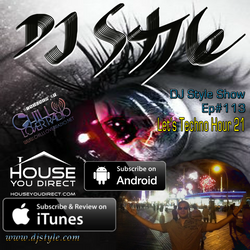 DJ Style Show Ep 113