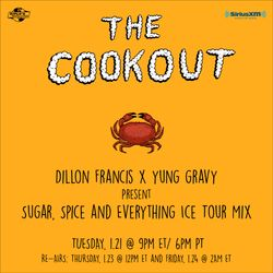The Cookout 183: Dillon Francis x Yung Gravy Present Sugar, Spice and Everything Ice Tour Mix