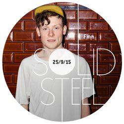 Solid Steel Radio Show 25/9/2015 Hour 2 - Finn
