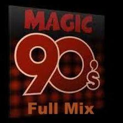 Magic 90's -Full Mix Summer 2017