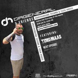 Rondo presents DaGeneral & Friends - 003