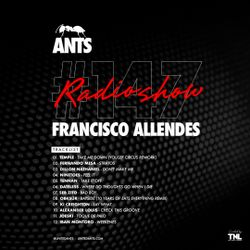 ANTS Radio Show 147 hosted by Francisco Allendes
