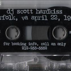 Scott Hardkiss - Norfolk, VA - April 22, 1999 (side.2)