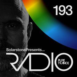 Solarstone presents Pure Trance Radio Episode 193