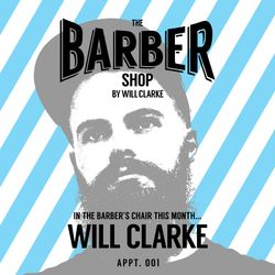 The Barber Shop by Will Clarke 001