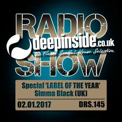 DEEPINSIDE RADIO SHOW 145 Special 'LABEL OF THE YEAR 2016'