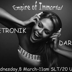 OLIVETRONIK@empire of immortal  wednesday,march 8