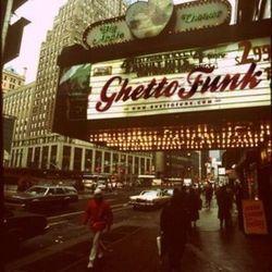 Ghetto Funk Sunday Session