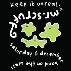 Keep It Unreal, Manchester Band on the Wall, 6 December 2014