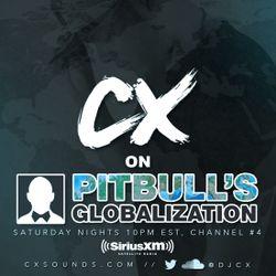 DJ CX - Pitbull's Globalization Sirius XM Mix August 28th - Mixcloud