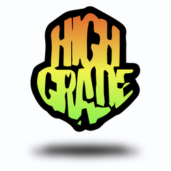 TITAN SOUND, DUDELL & TONY MIDGET presents HIGH GRADE 2nd BIRTHDAY 281111