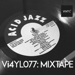 Vi4YL077: Shuffle Bumping.... Mixtape - Funk, Hiphop & Grooves all played off vinyl - happy days!
