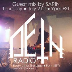 DETH RADIO w/ SARIN - JULY 21 - 2016