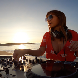 I LOVE HOUSE BEACH SUNSET  Special Mix