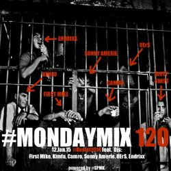 #MondayMix 120 #BestOf2014 by @dirtyswift ft. First Mike, Sonny Amerie, Kimfu, 8Er$, Camro & Endrixx