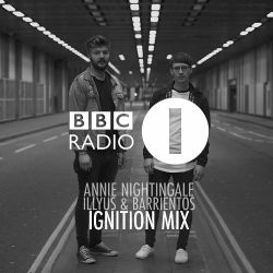 BBC Radio 1 - Annie Nightingale 'Ignition Mix' (20/1/16)