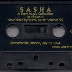 Sasha - A New Music Collection (side.a) 1994