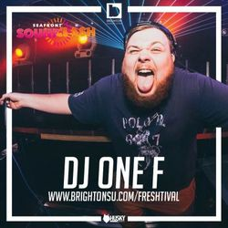 @DJOneF LIVE @ Seafront Soundclash Brighton 01.10.17 [House/EDM]