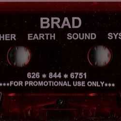 DJ Brad - Mother Earth Sound System (side.b) 1997