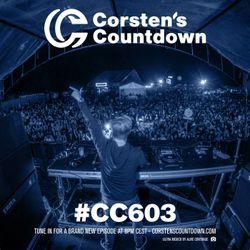 Corsten's Countdown 603