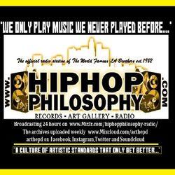HipHopPhilosophy.com Radio - LIVE - 10-07-09