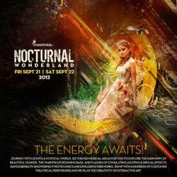 Darin Epsilon - Live Set at Nocturnal Wonderland 2012