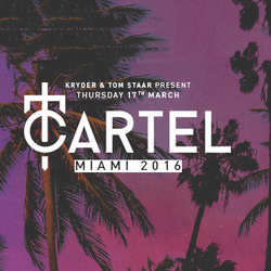Kryder Live from Cartel Night (Full Live Set) [WMC 2016]