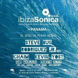 JAXX - IBIZA SONICA ON TOUR @ EL SITIO PANAMÁ w/ IGOR MARIJUAN - 21 MARZO 2015