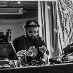DJ MoCity @ Delhi Dub Club - New Delhi, India (22 AUG 2019)