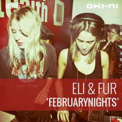 FEBRUARYNIGHTS by Eli & Fur