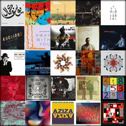 DJ2tee's Best Jazz Albums of 2016