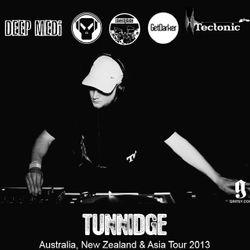 Tunnidge - Australia/New Zealand Tour 2013 - Promo Mix