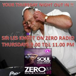 LES KNOTT ON ZERO RADIO 20-APRIL-2017
