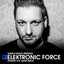Elektronic Force Podcast 216 with Mark Reeve