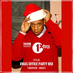 @DjStylusUK - 1Xtra Office Xmas Party 046