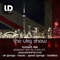 THE UKG SHOW - SEPTEMBER 09 - 2015