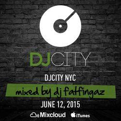 DJ Fatfingaz - Friday Fix - June 12, 2015