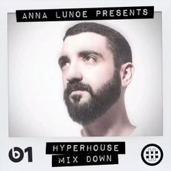 Doctor P. (Circus Records) @ Anna Lunoe presents Hyperhouse Mix Down, Beats 1 (21.10.2017)