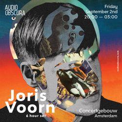 Joris Voorn at Concertgebouw Amsterdam 2016 Pt.1