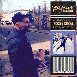 KISSY KLUB • #020 • Kissy & Cobra Live in London @ Pioneer DJ Radio