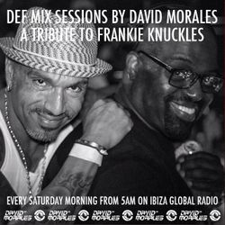 The Def Mix Sessions // Ibiza Global Radio (A Tribute To Frankie Knuckles  - 14/10/16)