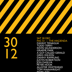 This Is Graeme Park: FAC51 The Haçienda @ The Warehouse Project Manchester 30DEC17 Live DJ Set