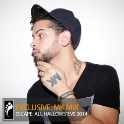 "MK Escape: All Hallow's Eve 2014 ""Side A"" Mix"