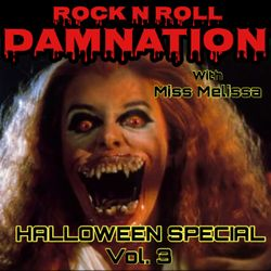 ROCK N ROLL DAMNATION VOL. 3 - HALLOWEEN