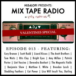 Mix Tape Radio on Folk Radio UK | EPISODE 013