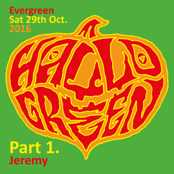 Evergreen October 29th 2016. 1st hour, Jeremy Brill