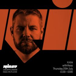 Rinse FM mix 20/07/17