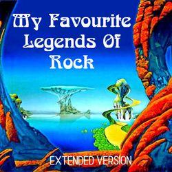 My Favourite Legends Of Rock [EXTENDED] feat Jimi Hendrix, Led Zeppelin, Pink Floyd, Deep Purple