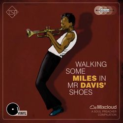 Walking some MILES in Mr DAVIS' shoes