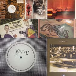 Vi4YL087: Mixtape - 30 minutes rammed full of a vinyl only Funk, Soul, Hip-Hop & Breaks throwdown!